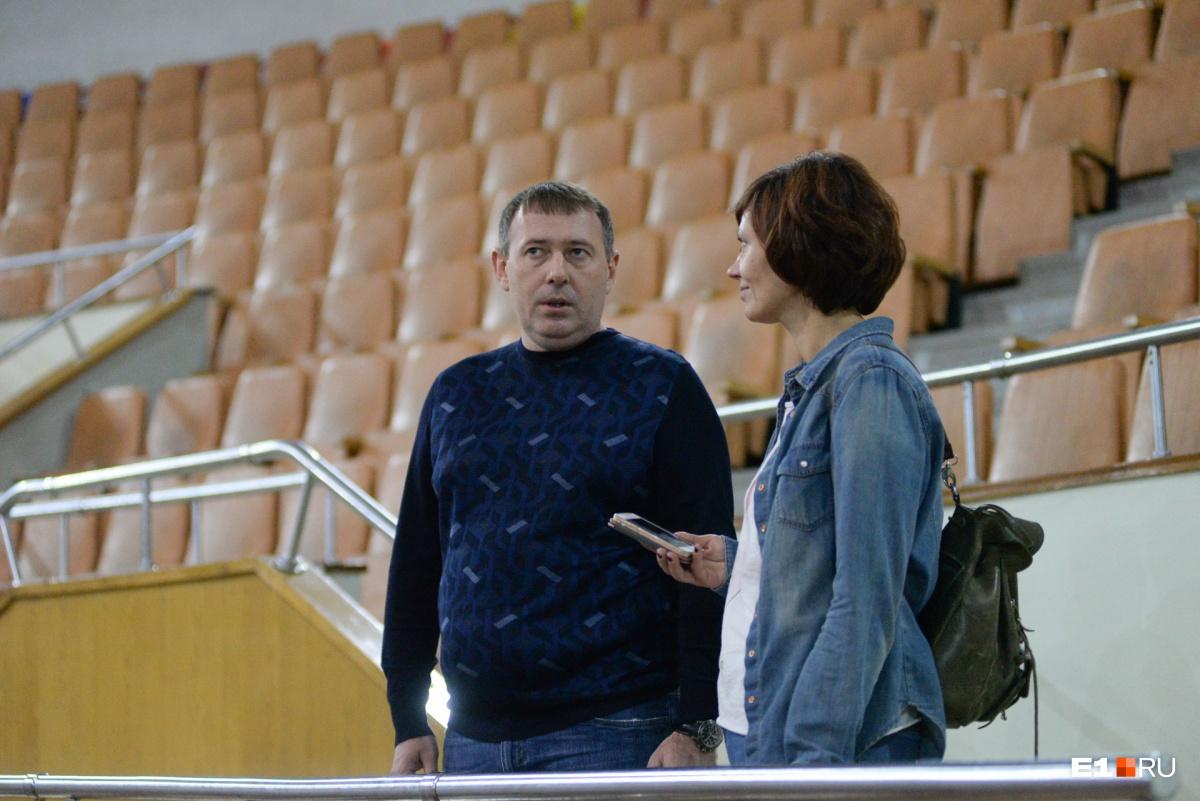 Новый директор признает, что Екатеринбургский цирк всегда был и остаётся одним из лучших в стране