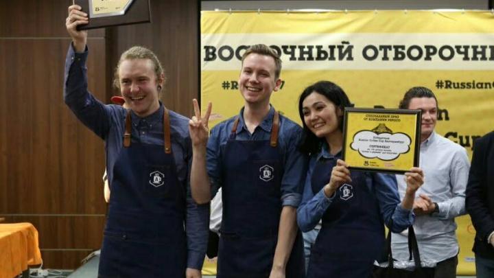 Команда новосибирской сети кофеен выиграла чемпионат Сибири и Урала