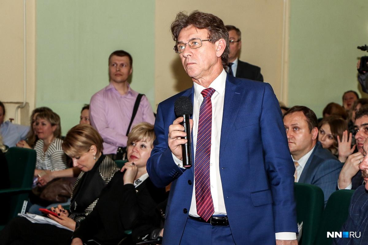 У Юрия Щеголева был откат — 5% от стоимости контракта