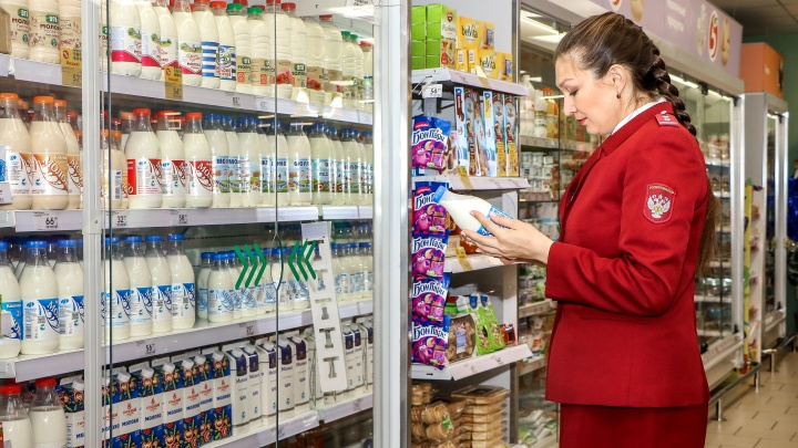 Что делать, если на прилавке не молоко, а молокосодержащий продукт? Разбираемся с Роспотребнадзором