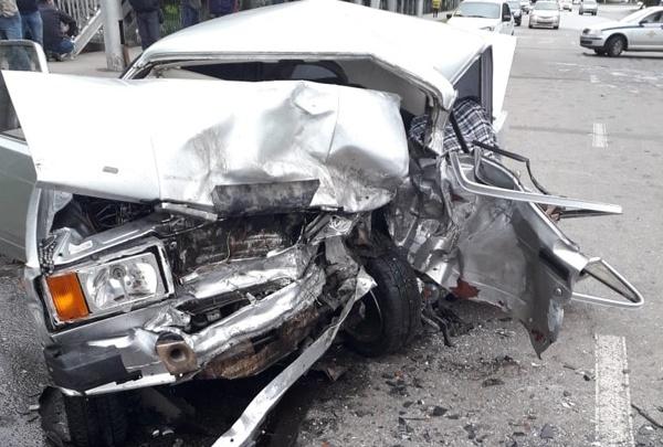 Не имел водительских прав: момент смертельного ДТП в Затоне попал на запись камер видеонаблюдения