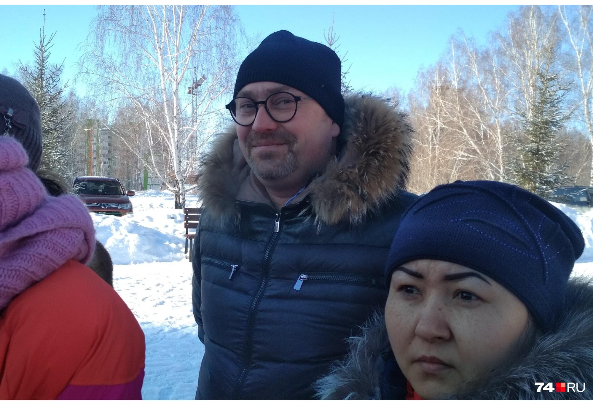 Владимир Самохвалов не видит повода для возмущений