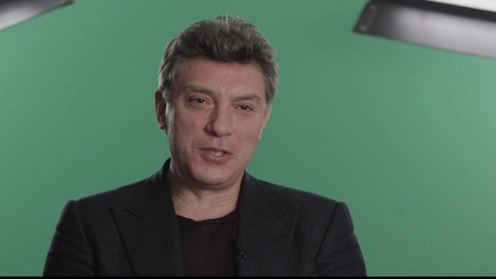 """""""У нас была битва с Гайдаром"""": Ельцин-центр опубликовал неизданное интервью с Немцовым"""