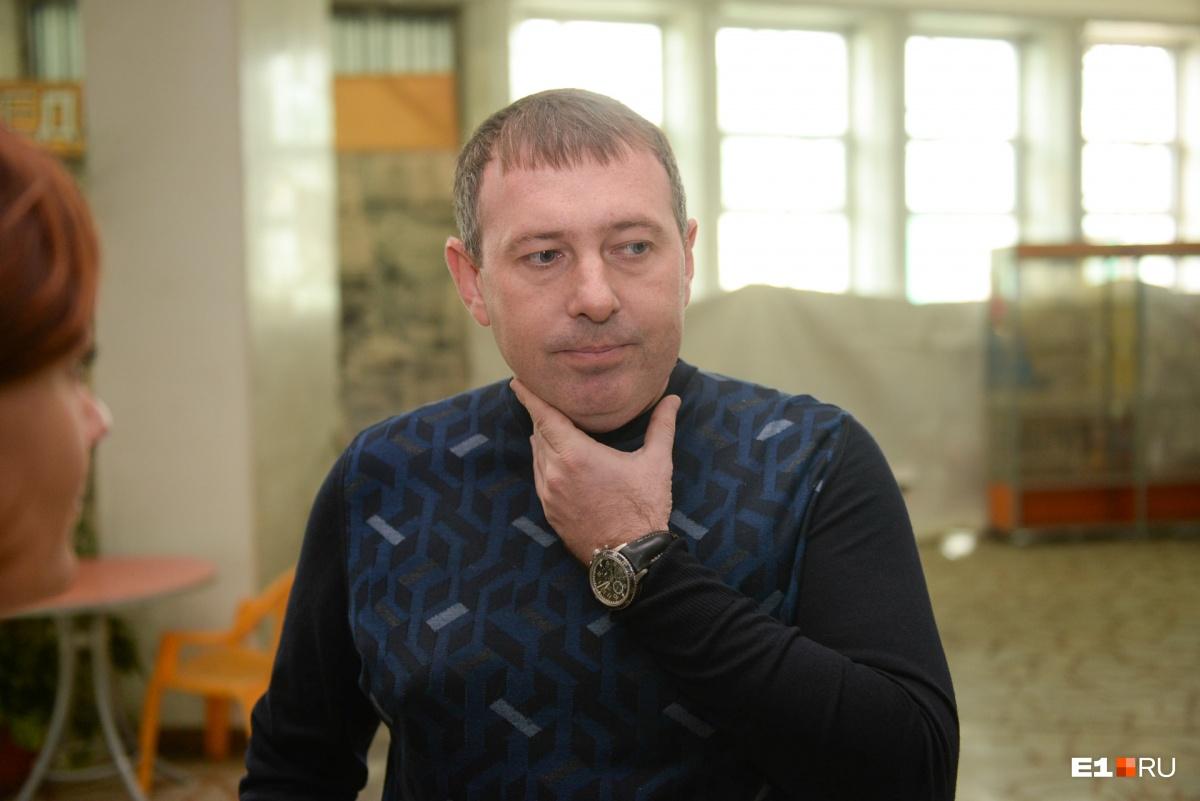 Александр Авраменко сменил Анатолия Марчевского