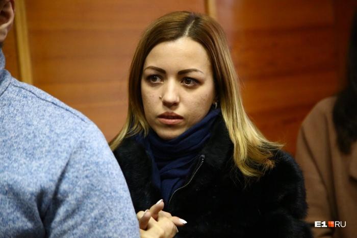 Женщина не верит в то, что ее муж виновен