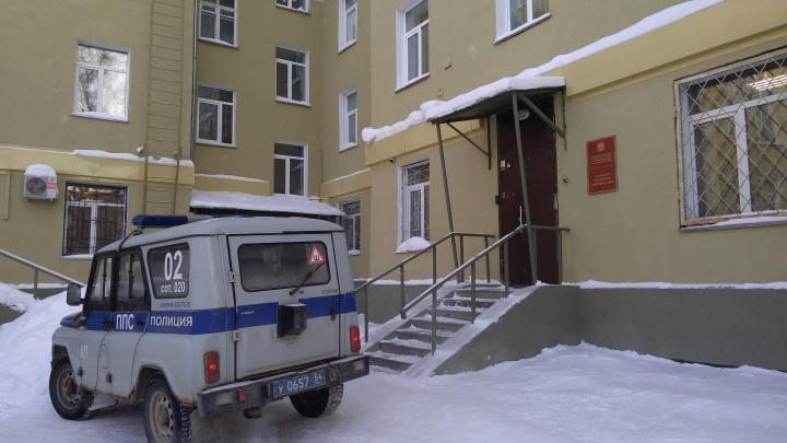 Один из задержанных по делу о взятке— главный следователь Заельцовского района
