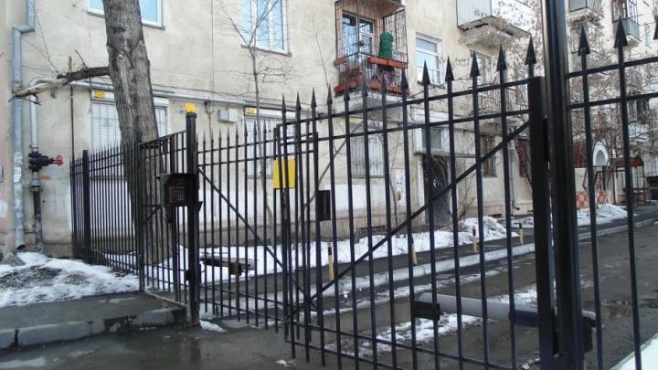 Инструкция 74.ru: как челябинцам оградить свой двор от посторонних