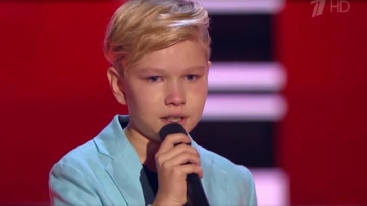 «Похож на молодого Баскова»: мальчик из Чернушки прошел на конкурс «Голос. Дети»