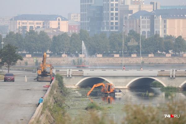Непрерывный густой смог над Челябинском стоит уже сутки