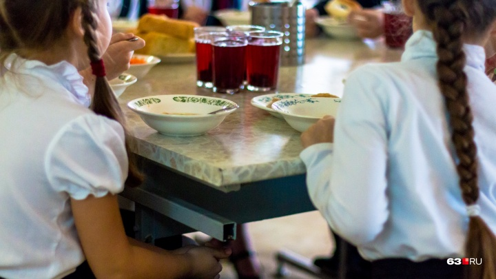 Заглянут в тарелку: Роспотребнадзор проверит, как питаются жители Самарской области