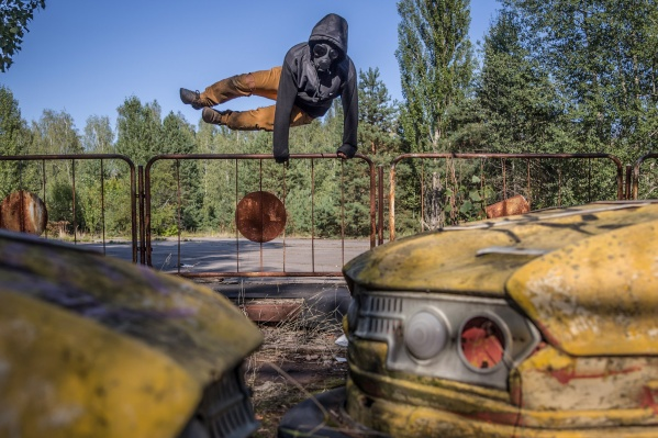 33 года назад произошла авария на АЭС в Чернобыле