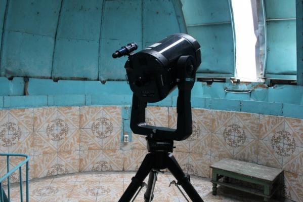 Наблюдать затмение можно в ночь с 27 на 28 июля