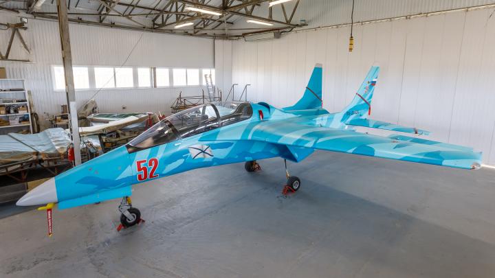 «Будут делать, как пирожки»: бывший миллионер из США построил в Волгограде самолет из пластика