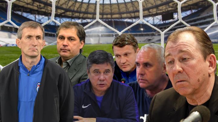 Работа на один сезон: за три года ФК «Ротор» шесть раз менял главного тренера