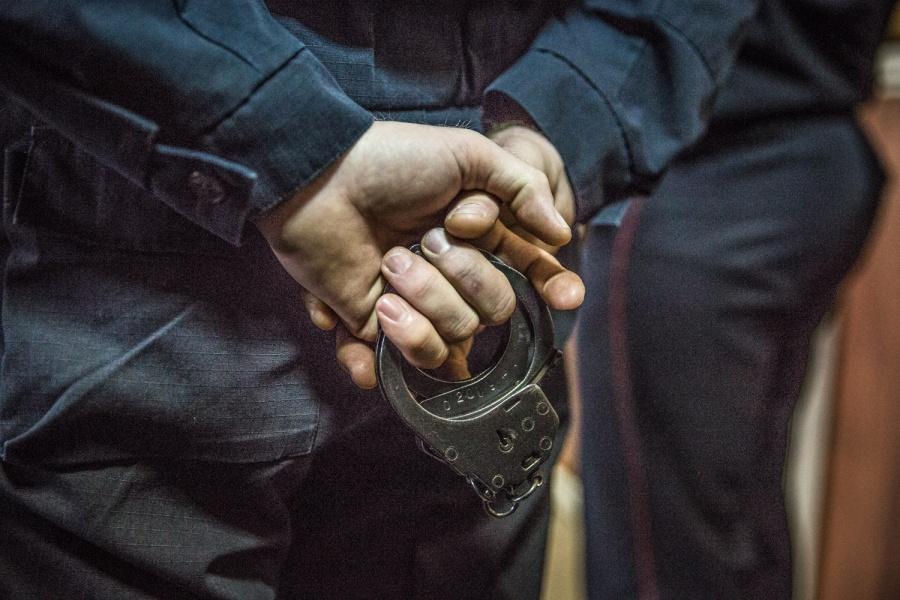 Мужчина убил обувной ложкой собутыльника из-за собаки вНовосибирске