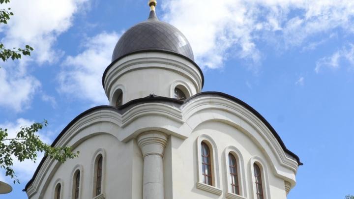В Уфе в восстановленной церкви проведут первую литургию