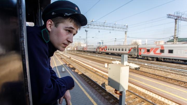 «Продолжит путешествие и после 9 Мая»: в Волгоградскую область выехал уникальный «Воинский эшелон»