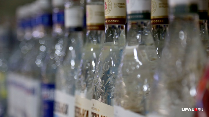 Перед новогодними праздниками жителей Башкирии могут лишить еще двух часов на покупку алкоголя