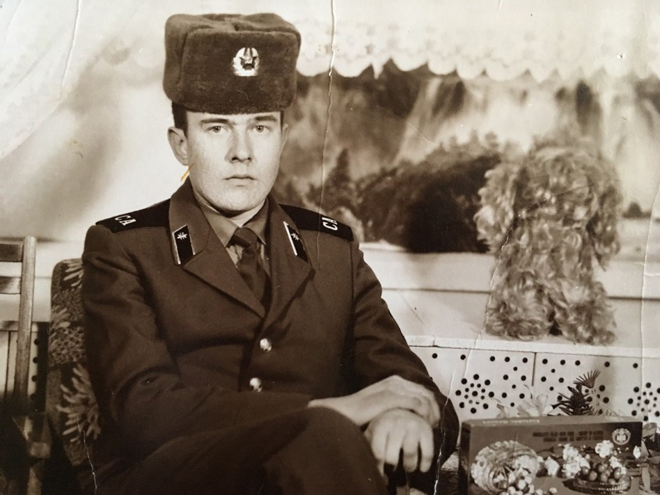 Игорь Ерюков погиб, когда его старшему сыну было три года