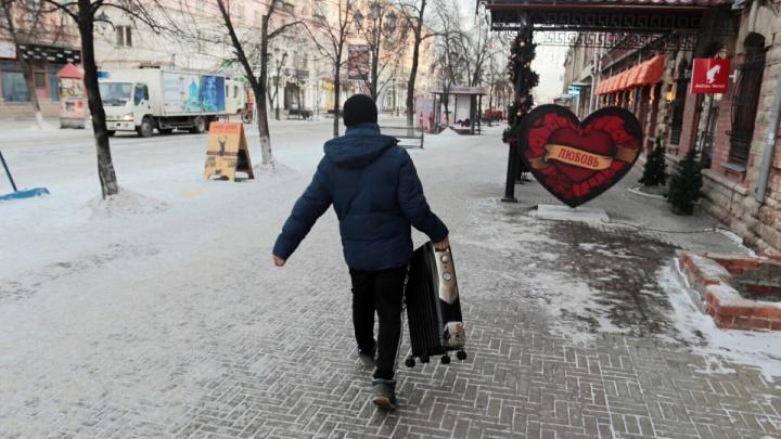 Погода переменчивая: чиновники рассказали, когда в квартирах челябинцев отключат тепло