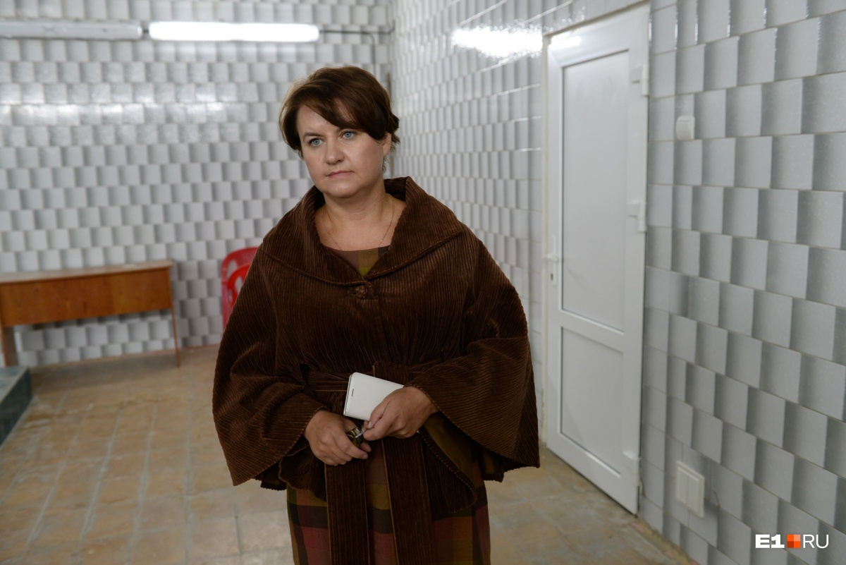 Директор гимназии Елена Столярова