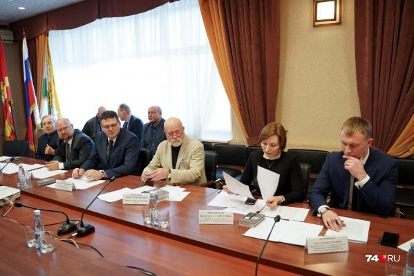 Комиссия экзаменовала кандидатов почти четыре часа