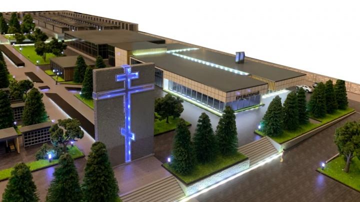 Запущено голосование за вид крематория в Красноярске. Показываем проекты
