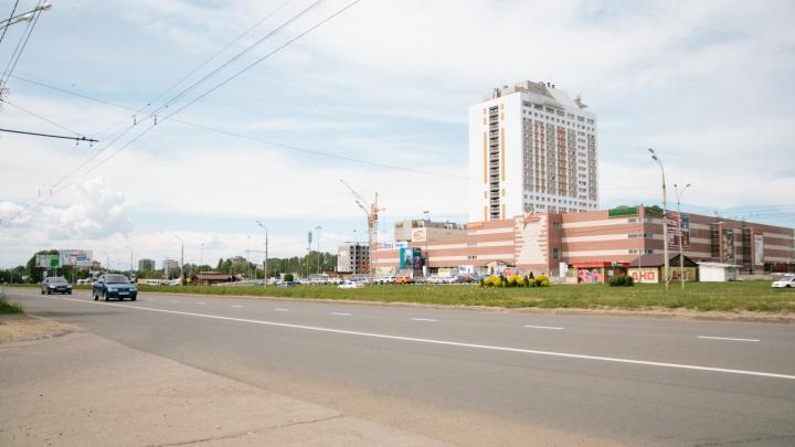 В Тольятти построят трехзвездочный отель