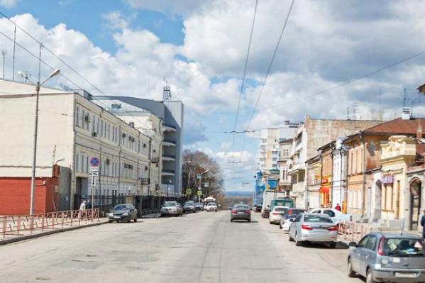 Проехать нельзя будет по улице Пионерской от Алексея Толстого до Куйбышева
