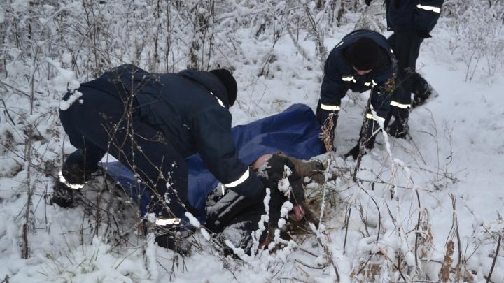 В Уфе возле «Президент Отеля» обнаружили замерзшего мужчину