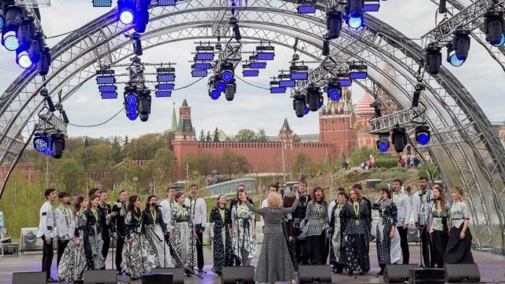 Пермская «Млада» победила в «Московской весне a cappella». Это самый большой конкурс хоров в стране