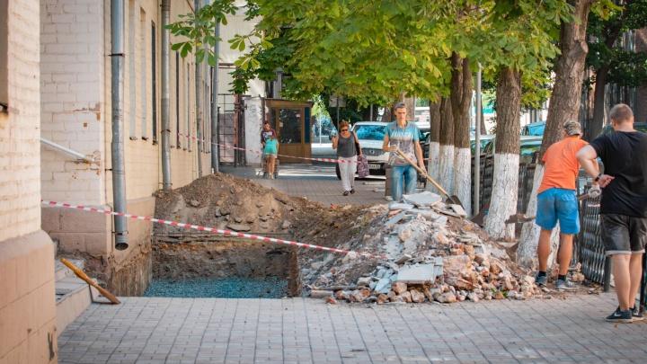 Детей не переселят: в Ростове число аварийных садиков осталось прежним