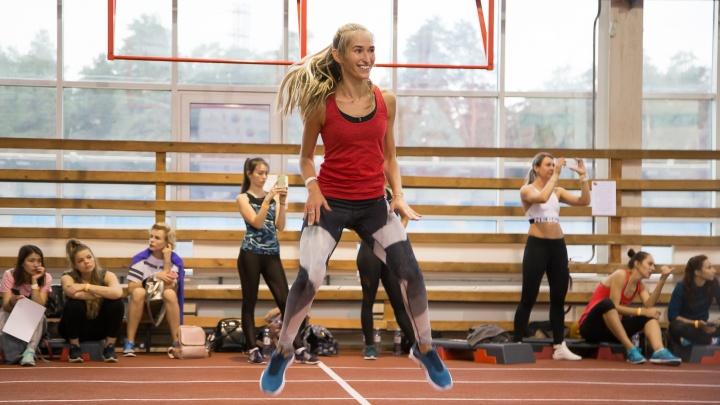 В Челябинске провели тренировки фитнес-тренеры из Италии, Дубая, Москвы и Питера