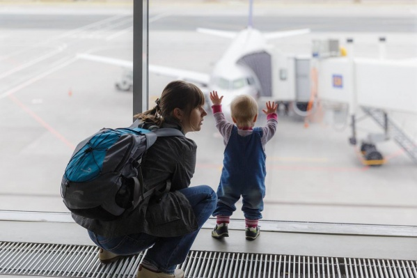 Службы самарского аэропорта обслужили 215 тысяч юных пассажиров