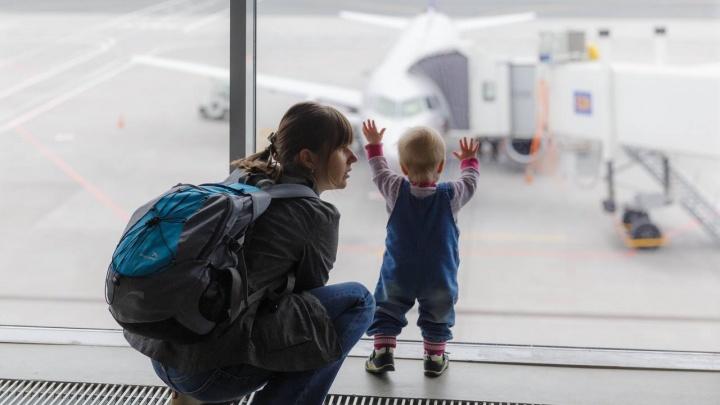 «Стали жить лучше»: аэропорт Курумоч похвалился увеличением количества юных пассажиров