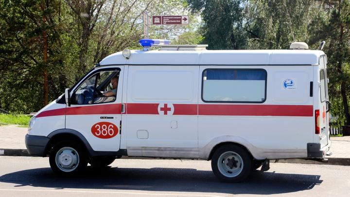 В Омске госпитализировали участника марафона, потерявшего сознание перед финишем
