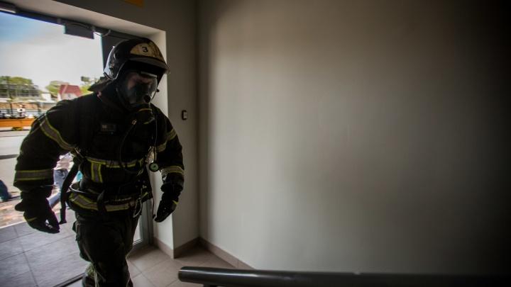 В МЧС назвали причину эвакуации посетителей известного новосибирского ресторана
