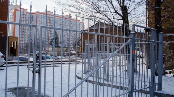Неприступные крепости Красноярска