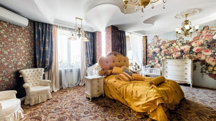 Жить как в музее: три квартиры с безумно роскошным дизайном, которые продают в Екатеринбурге