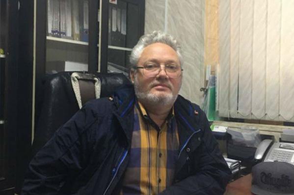 Сергей Ендальцевсчитает, что в нынешних экономических условиях способны выжить лишь предприятия, близкие к нефтегазовой отрасли