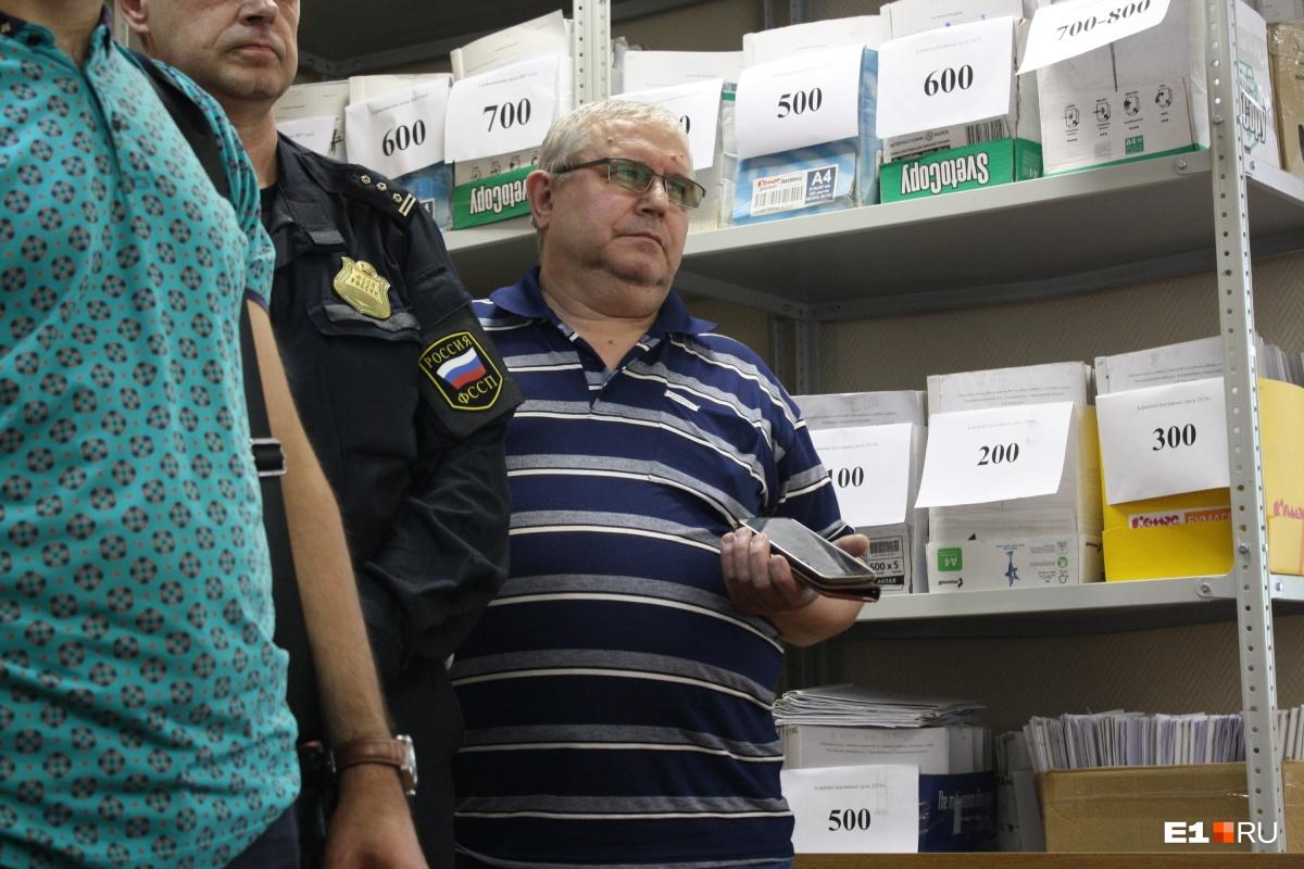 Андрей Сорокин настаивал в суде, что его оговорили. Он будет подавать апелляцию