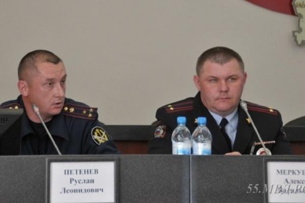 Алексей Меркушов планирует стать главой одного из южных районов Омской области