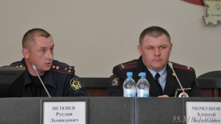 Уволенный за драку начальник полиции планирует стать главой Черлакского района