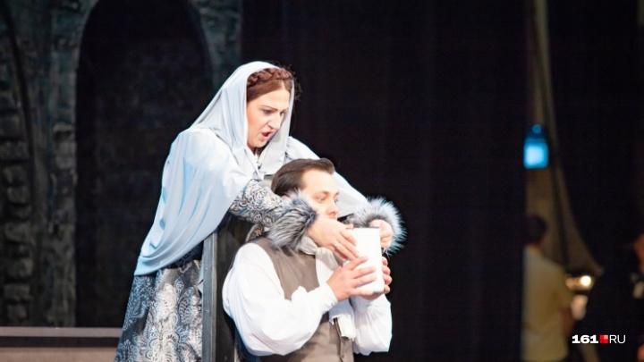 Оперу Ростовского музтеатра номинировали на премию «Золотая маска»