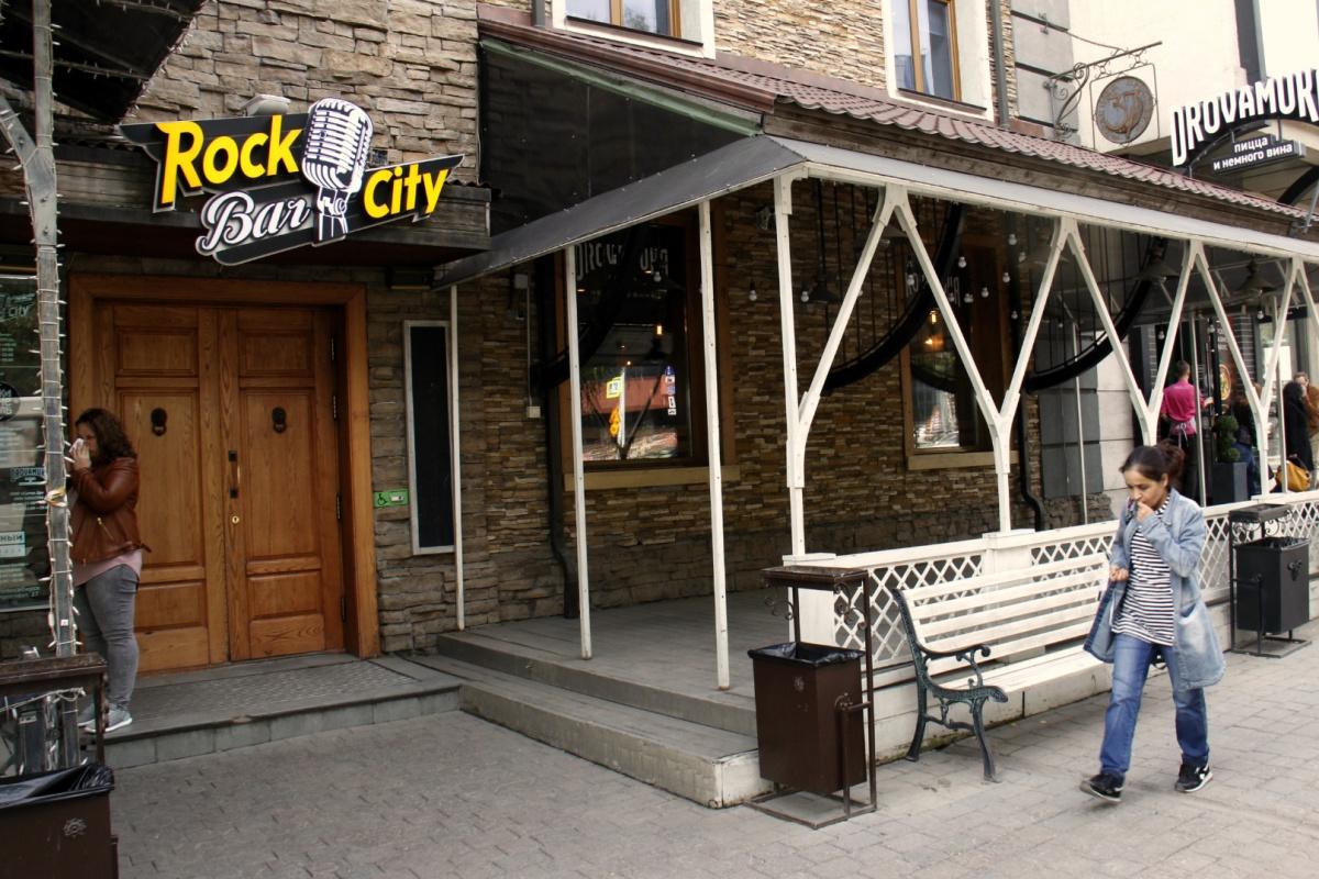 «Рок Сити» — самое крупное заведение комплекса Stone House