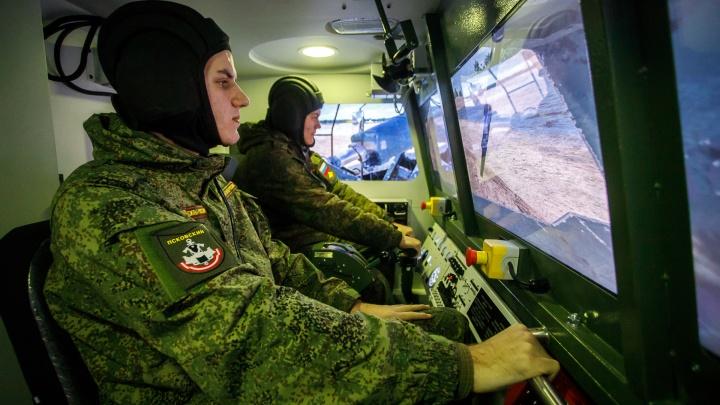 В воде не тонут, в огне не горят: как готовят военных инженеров