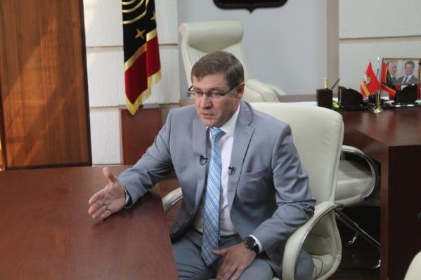 Свой пост Евгений Валахов занимал почти три года