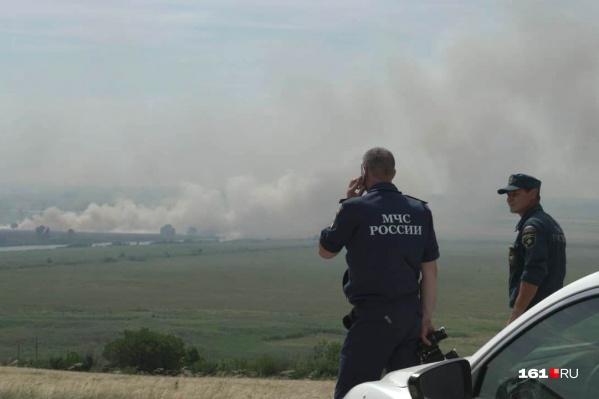Причиной крупного пожара может стать непотушенный окурок
