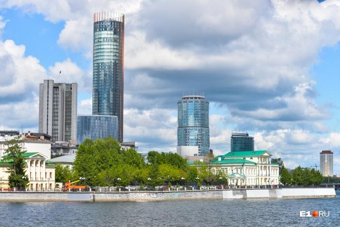 Ураганов  во время проведения ЧМ-2018 в Екатеринбурге не ожидают