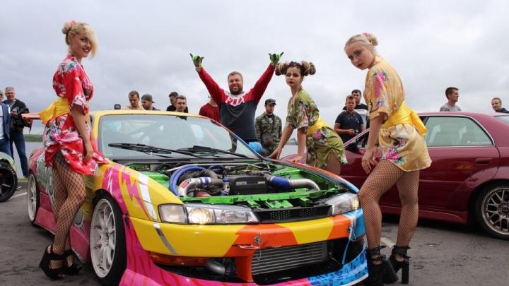 Тест-драйв электрокара Tesla, дрифт-шоу профессионалов: в Архангельске проведут фестиваль автоспорта